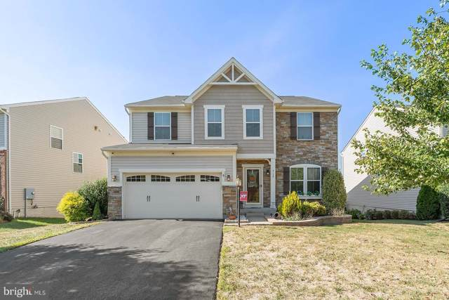 3129 Lake Wesley Court, WARRENTON, VA 20187 (#VAFQ162400) :: Colgan Real Estate