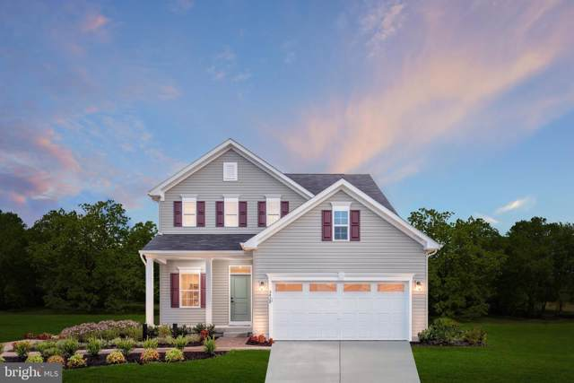 7208 East Branch Drive, BRANDYWINE, MD 20613 (#MDPG544440) :: The Maryland Group of Long & Foster Real Estate
