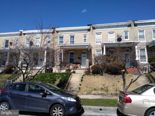 1708 E 29TH Street, BALTIMORE, MD 21218 (#MDBA484898) :: The Licata Group/Keller Williams Realty