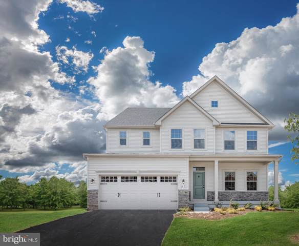 7214 East Branch Drive, BRANDYWINE, MD 20613 (#MDPG544450) :: The Maryland Group of Long & Foster Real Estate