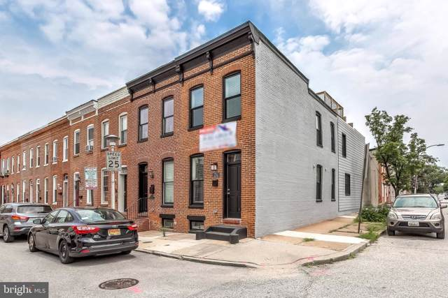 1753 Clarkson Street, BALTIMORE, MD 21230 (#MDBA484906) :: The Maryland Group of Long & Foster Real Estate