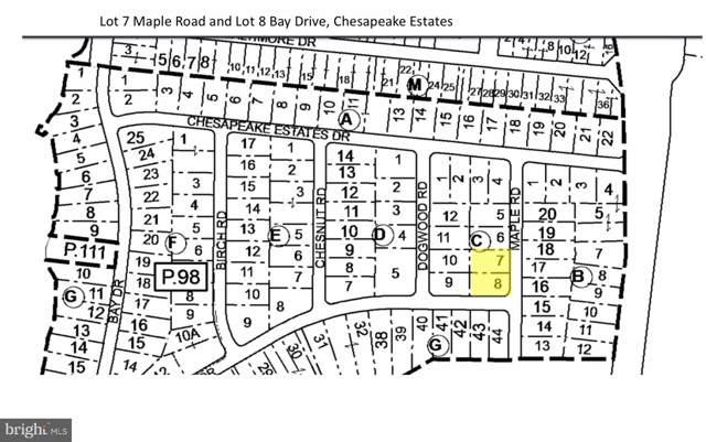 Lot 7 Maple Road, STEVENSVILLE, MD 21666 (#MDQA141550) :: RE/MAX Plus
