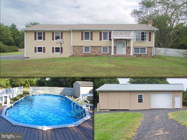 9645 Clarkes Road, BEALETON, VA 22712 (#VAFQ162402) :: The Maryland Group of Long & Foster Real Estate