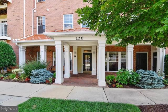 120 Chevy Chase Street #405, GAITHERSBURG, MD 20878 (#MDMC680016) :: Dart Homes