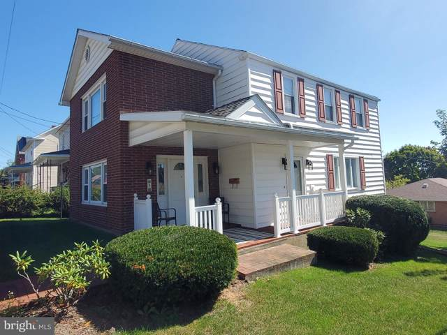 8 Barnard Place, FROSTBURG, MD 21532 (#MDAL132798) :: RE/MAX Plus