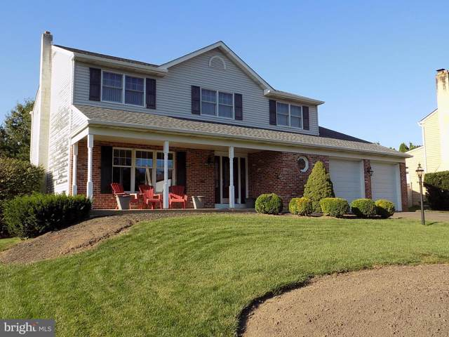 1838 Garden Court, LANGHORNE, PA 19047 (#PABU480538) :: The Dailey Group