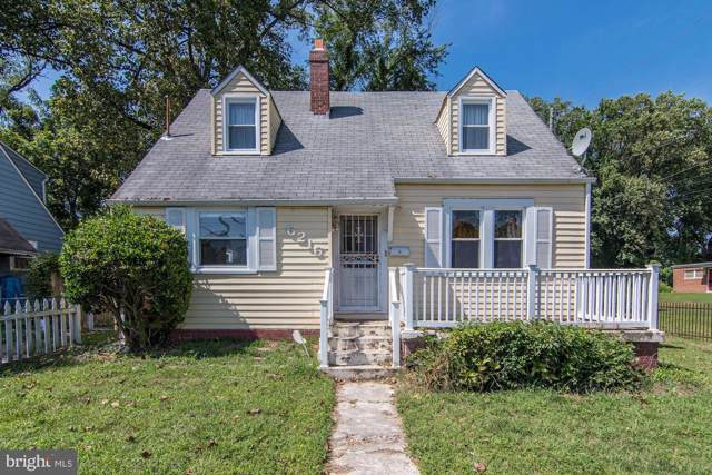 6216 Baltic Street, SEAT PLEASANT, MD 20743 (#MDPG544480) :: Eng Garcia Grant & Co.