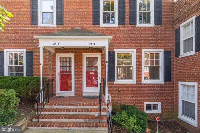 2815 S Columbus Street, ARLINGTON, VA 22206 (#VAAR154954) :: The Maryland Group of Long & Foster