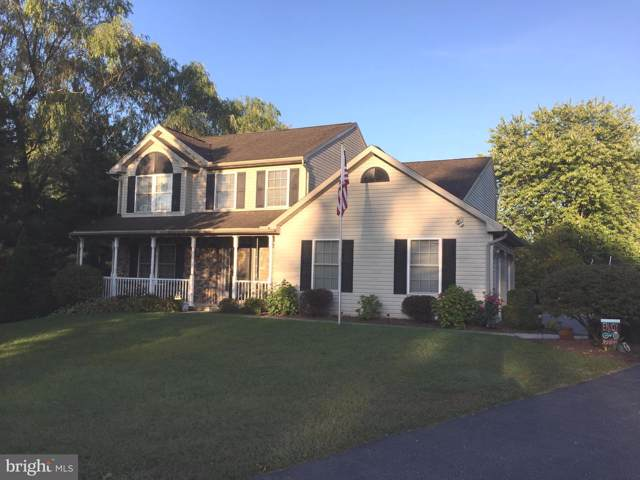 356 Blacksmith Road, DOUGLASSVILLE, PA 19518 (#PABK348252) :: Linda Dale Real Estate Experts