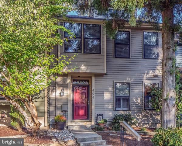 494 Fawns Walk, ANNAPOLIS, MD 21409 (#MDAA414004) :: Keller Williams Pat Hiban Real Estate Group