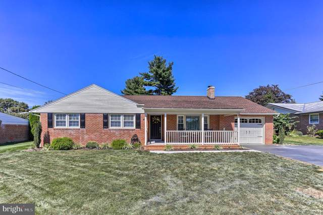 260 Mckinley Avenue, HANOVER, PA 17331 (#PAYK125370) :: The Heather Neidlinger Team With Berkshire Hathaway HomeServices Homesale Realty