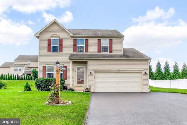 72 Malek Drive, HANOVER, PA 17331 (#PAYK125374) :: Younger Realty Group