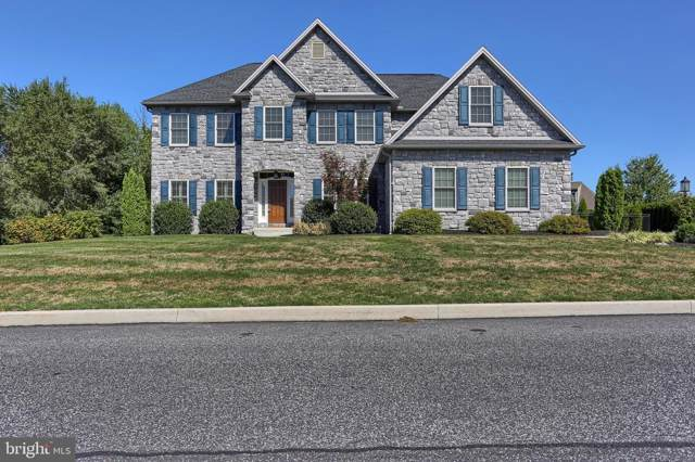 1282 Summit Way, MECHANICSBURG, PA 17050 (#PACB117766) :: The Heather Neidlinger Team With Berkshire Hathaway HomeServices Homesale Realty
