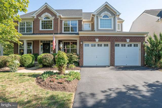 13779 Piedmont Vista Drive, HAYMARKET, VA 20169 (#VAPW479386) :: The Licata Group/Keller Williams Realty