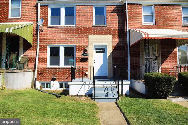 3568 Elmora Avenue, BALTIMORE, MD 21213 (#MDBA484978) :: The Bob & Ronna Group
