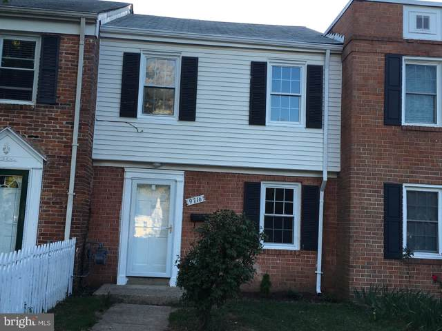 9716 Grant Avenue, MANASSAS, VA 20110 (#VAMN138190) :: The Vashist Group