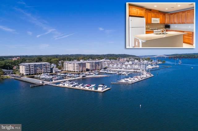 605 Concord Street 3G, HAVRE DE GRACE, MD 21078 (#MDHR239000) :: Circadian Realty Group