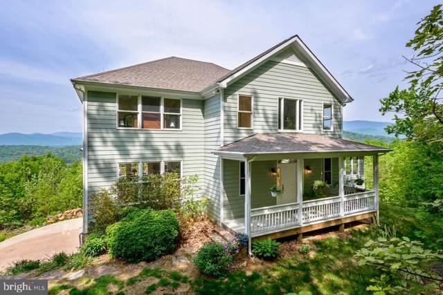 907 Parker Mountain Road, STANARDSVILLE, VA 22973 (#VAGR102820) :: Dart Homes
