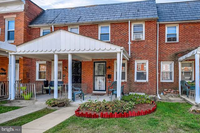 4715 Frederick Avenue, BALTIMORE, MD 21229 (#MDBA485036) :: Homes to Heart Group