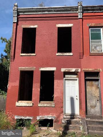 1456 N Myrtlewood Street, PHILADELPHIA, PA 19121 (#PAPH835644) :: ExecuHome Realty