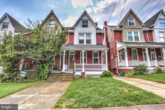 130 S Ann Street, LANCASTER, PA 17602 (#PALA140574) :: Liz Hamberger Real Estate Team of KW Keystone Realty
