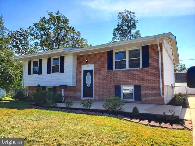 610 Silver Bell Drive, EDGEWOOD, MD 21040 (#MDHR239014) :: Arlington Realty, Inc.