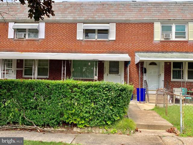 2352 Kensington Street, HARRISBURG, PA 17104 (#PADA115000) :: Flinchbaugh & Associates