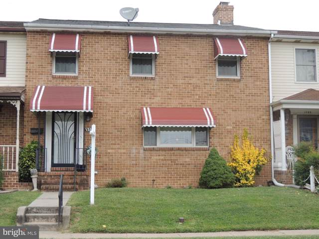 1257 Delbert Avenue, BALTIMORE, MD 21222 (#MDBC473058) :: The Washingtonian Group