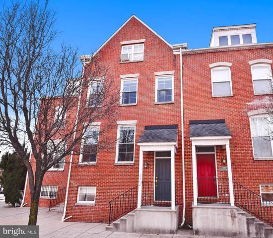 2342 Cambridge Walk, BALTIMORE, MD 21224 (#MDBA485104) :: Advance Realty Bel Air, Inc