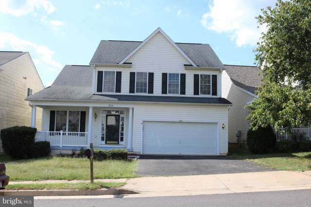 928 Fairwood Drive, CULPEPER, VA 22701 (#VACU139668) :: Tessier Real Estate