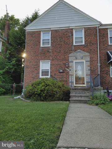 3518 Parklawn Avenue, BALTIMORE, MD 21213 (#MDBA485108) :: Advance Realty Bel Air, Inc