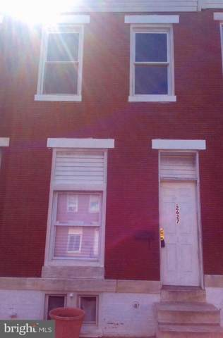 2627 E Madison Street, BALTIMORE, MD 21205 (#MDBA485120) :: Jacobs & Co. Real Estate