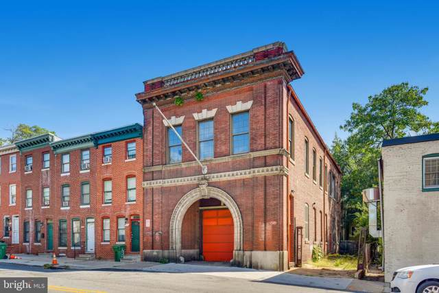 43 S Carey Street, BALTIMORE, MD 21223 (#MDBA485128) :: AJ Team Realty