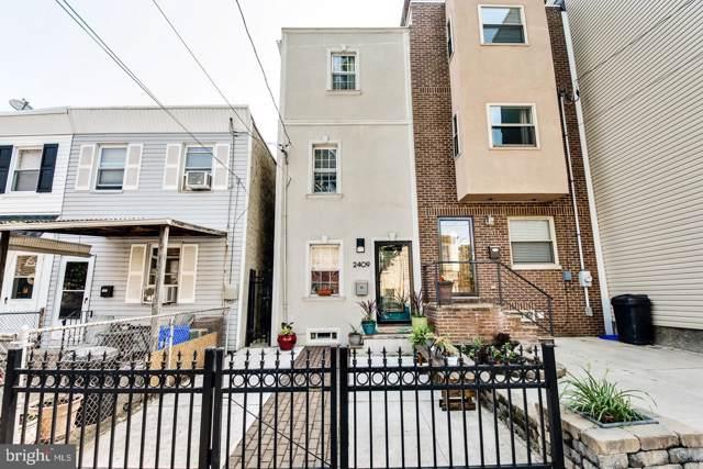 2409 E Dauphin Street, PHILADELPHIA, PA 19125 (#PAPH835756) :: John Smith Real Estate Group