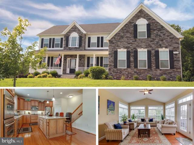 7009 Wilderness Court, OWINGS, MD 20736 (#MDCA172406) :: AJ Team Realty