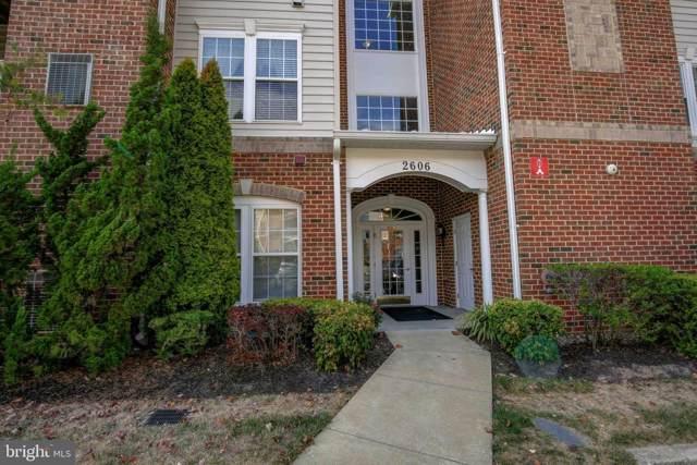 2606 Hoods Mill Court 3-203, ODENTON, MD 21113 (#MDAA414148) :: Keller Williams Pat Hiban Real Estate Group