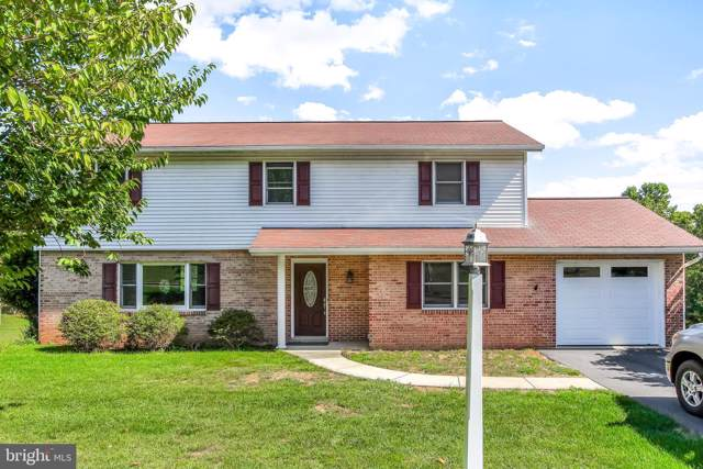 484 San Remo Place, LEWISBERRY, PA 17339 (#PAYK125460) :: The Joy Daniels Real Estate Group