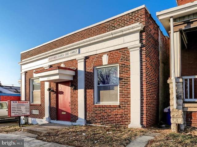 1724 Market Street, HARRISBURG, PA 17103 (#PADA115042) :: Teampete Realty Services, Inc
