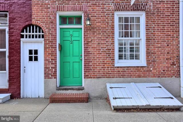 912 Fell Street, BALTIMORE, MD 21231 (#MDBA485200) :: SURE Sales Group