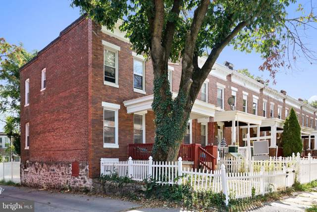 735 Linnard Street, BALTIMORE, MD 21229 (#MDBA485226) :: The Miller Team