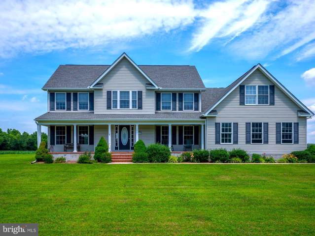 1917 Dixon Tavern Road, BARCLAY, MD 21607 (#MDQA141582) :: The Maryland Group of Long & Foster