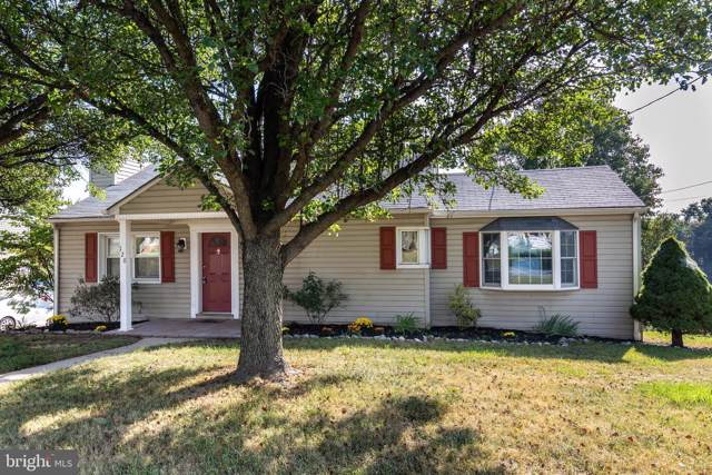128 N Main Street, UNION BRIDGE, MD 21791 (#MDCR192012) :: AJ Team Realty