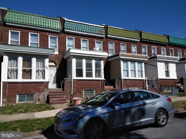 916 Bonaparte Avenue, BALTIMORE, MD 21218 (#MDBA485262) :: Pearson Smith Realty