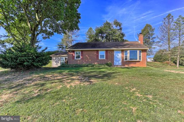 2648 Buffalo Valley Road, SPRING GROVE, PA 17362 (#PAYK125526) :: Iron Valley Real Estate