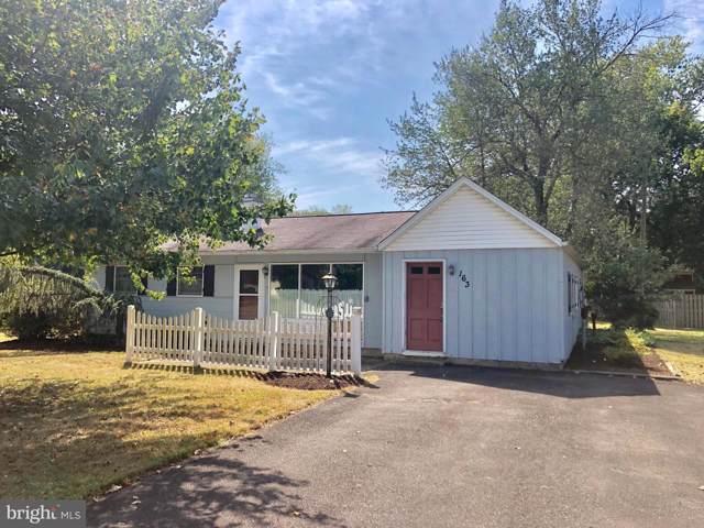 163 Cedar Drive, DOYLESTOWN, PA 18901 (#PABU480774) :: Erik Hoferer & Associates