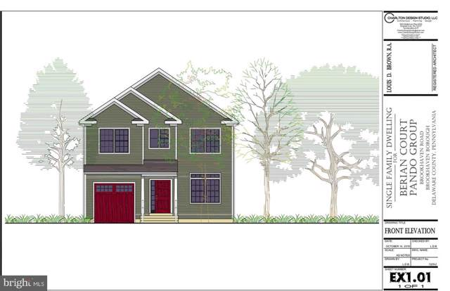 Lot 1 & 2 W Brookhaven Road, BROOKHAVEN, PA 19015 (#PADE501164) :: Dougherty Group