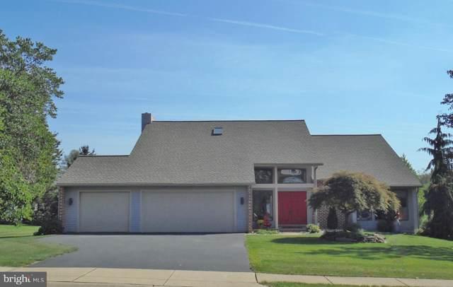 436 E Conestoga Street, NEW HOLLAND, PA 17557 (#PALA140694) :: The Joy Daniels Real Estate Group