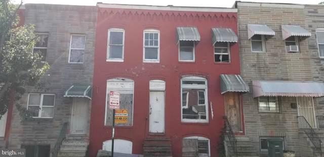 2009 Clifton Avenue, BALTIMORE, MD 21217 (#MDBA485470) :: Dart Homes