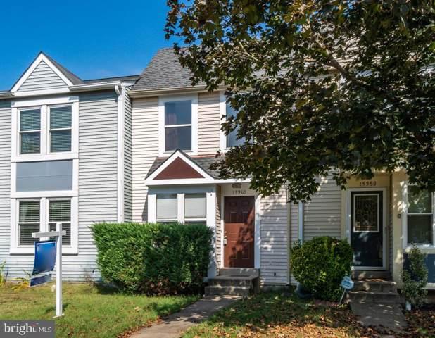 15360 Gunsmith Terrace, WOODBRIDGE, VA 22191 (#VAPW479686) :: RE/MAX Cornerstone Realty
