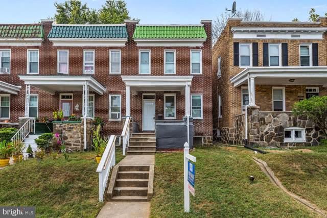 4642 Kernwood Avenue, BALTIMORE, MD 21212 (#MDBA485506) :: Dart Homes